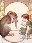 Thumbelina and the Fieldmouse