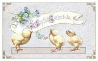 Eastertide Chicks