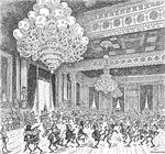 The Brownies Ballroom