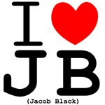 I (heart) Jacob Black