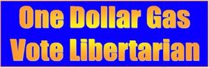 Dollar Gas-Gold/Blue