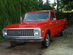 1971 Ch#vy truck