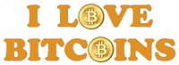 Bitcoins-6 Men's Clothing