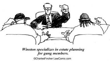 Estate Planning for Gangs