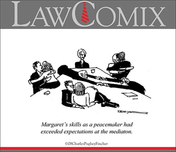 Mediation Peace (Full Cartoon)