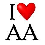 I <3 AA