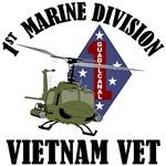 1st Marine Vietnam - UH-1 Helicopter