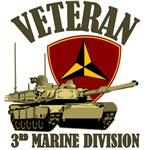 3rd Marine Division Veteran - Desert M1