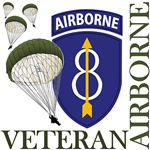 8th Infantry Division - Airborne Veteran