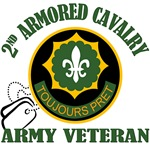 Army Veteran 2nd Cav