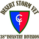 Desert Storm Vet - 38th ID