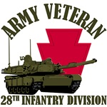 Army Veteran - 28th ID Tank
