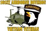 Vietnam Veteran - 101st Airborne