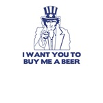 I Want you to Buy Me a Beer