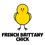 French Brittany Chick