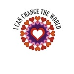 I can change the world