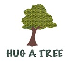 Hug a tree, eco friendly design