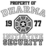 Property of Dharma Initiative - Security