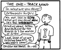 The One-Track Mind