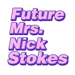 Future Mrs. Nick Stokes