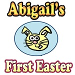 Abigail's First Easter