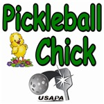 Pickleball Chick