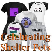 Celebrating Shelter Pets!