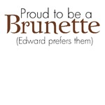 Proud to be a Brunette