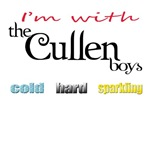 I'm with the Cullen boys