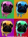 Pug Art Gifts