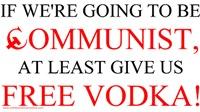 Free Vodka!