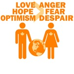 Love Hope Optimism