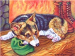 Pembroke Welsh Corgi Small Prints