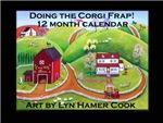 Pembroke Welsh Corgi Frap Calendar