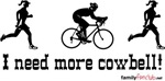 I need more cowbell! - His & Her
