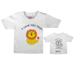 KIDS COLOR-IN TEES