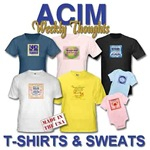 ACIM-Miracle of Creation T-Shirts & Sweats