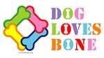 Dog Loves Bone