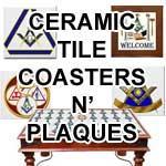 Tile Coasters & Plaques