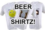 BEER SHIRTS!
