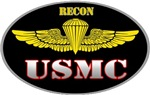 USMC RECON & ANGLICO Jumpwings T-Shirts & Gifts