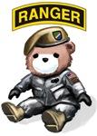 U.S. Army Ranger Teddy Bear T-Shirts & Gifts