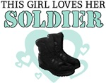 This Girl loves her Soldier