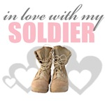In love with my Soldier