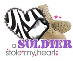 A Soldier stole my heart
