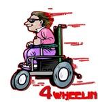4-Wheelin' Woman