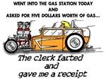 Gas Fart