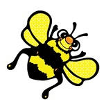 Friendly Bee T-Shirts and Gifts