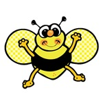 Friendly Bee 2 T-Shirts and Gifts
