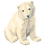 Endangered Polar Bear T-shirts and Gifts
